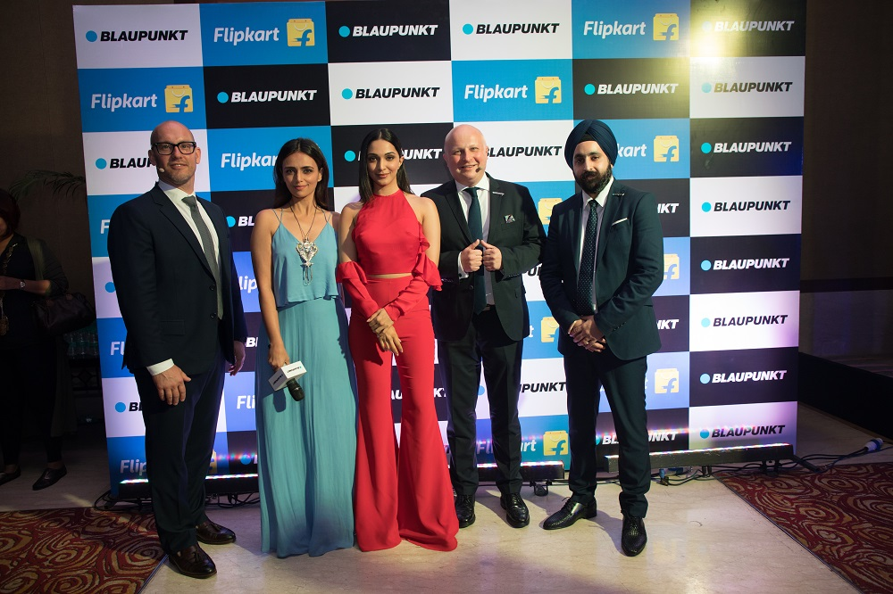German's Blaupunkt launches 3 series of its LED Televisions