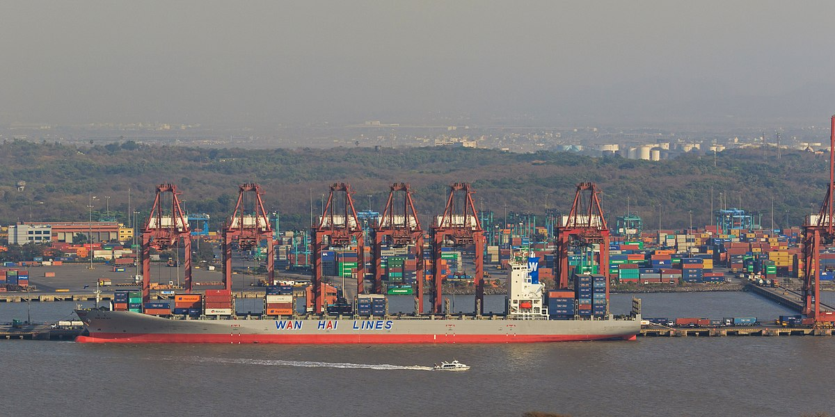 JNPT becomes India's only port to be ranked among world's top 30