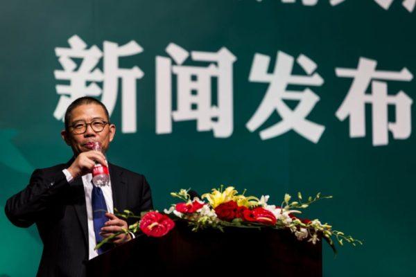 China's Zhong Shanshan replaces Mukesh Ambani as Asia's richest