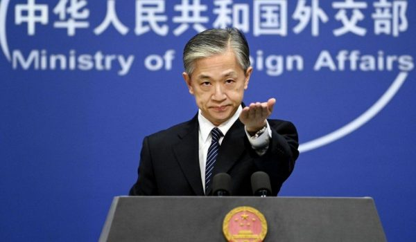 China says China, US and Europe should work together to uphold multilateralism