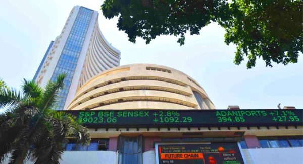 Sensex rallies 568 points; Nifty reclaims 14,500 level