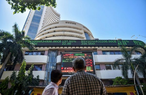 Sensex tanks 487 points; Nifty slips below 15,100