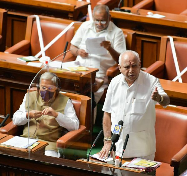 Cooperate, if you don't want another Covid-19 lockdown: Yediyurappa to people