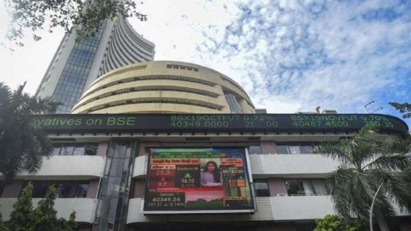 Sensex tumbles 871 points; Nifty tanks below 14,650