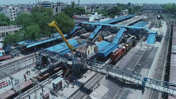 Indian Railways use Covid-19 as an opportunity to accelerate the speed of projects