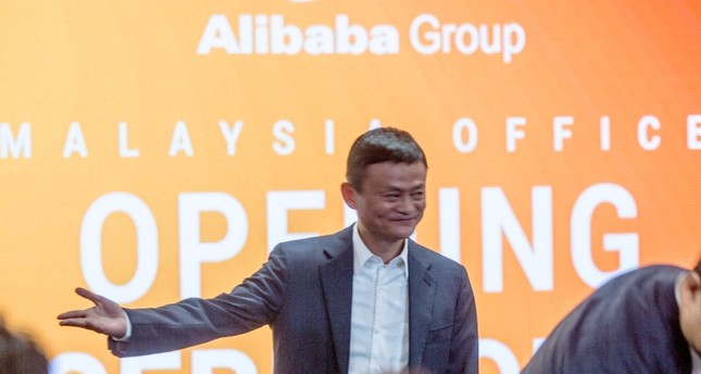 Alibaba co-founder Jack Ma announces plans to retire at 54