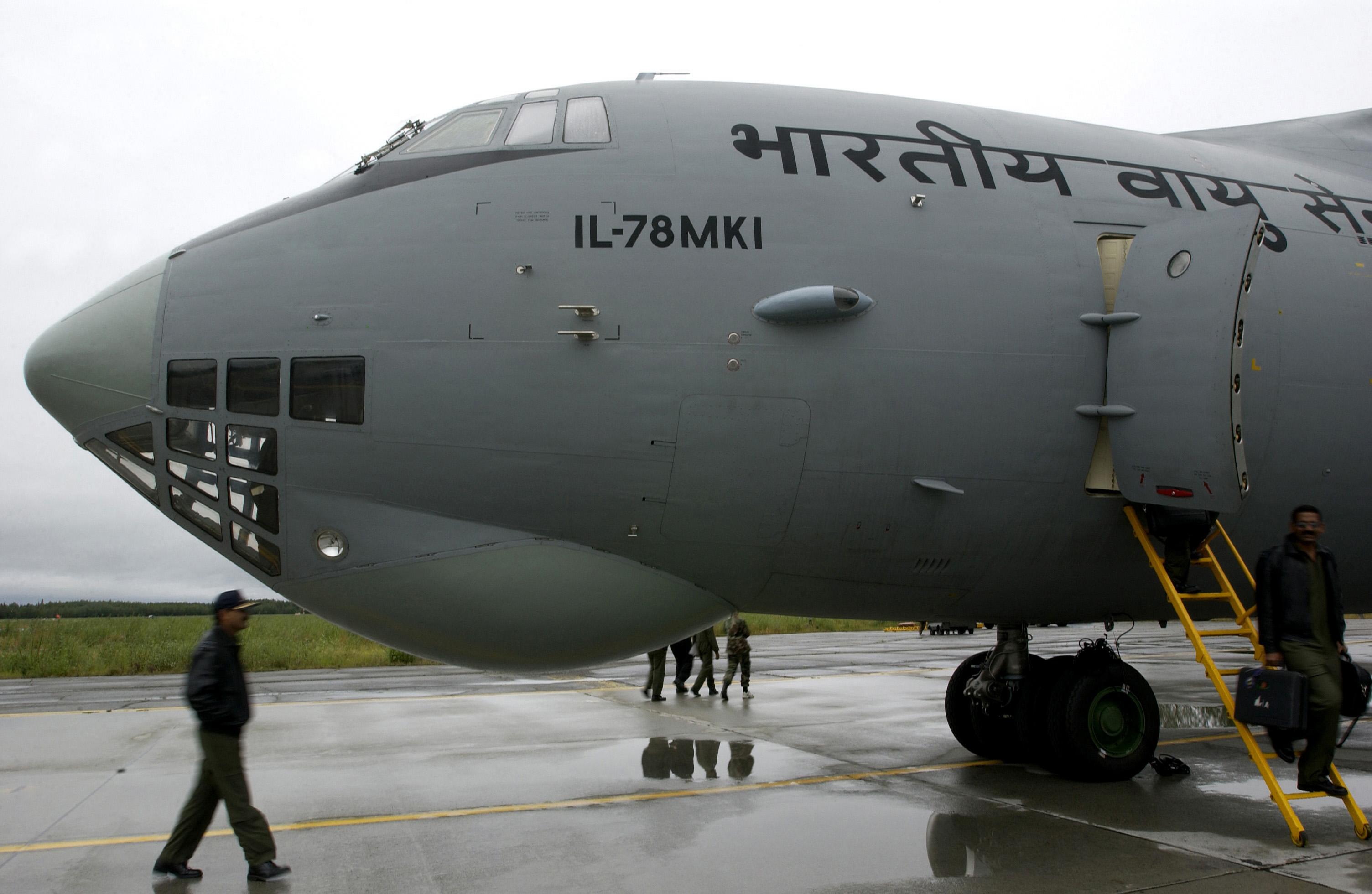 IAF plans to make Andhra Pradesh strategic base