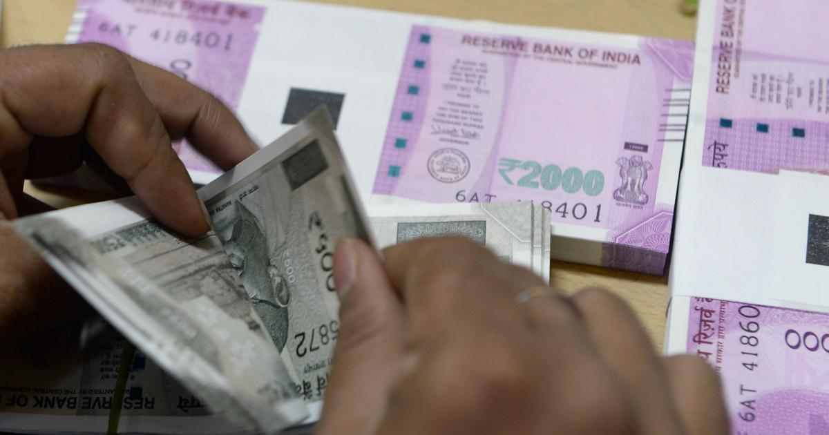 Indian Rupee slides 47 paise to close at record low of 72.98 against US dollar