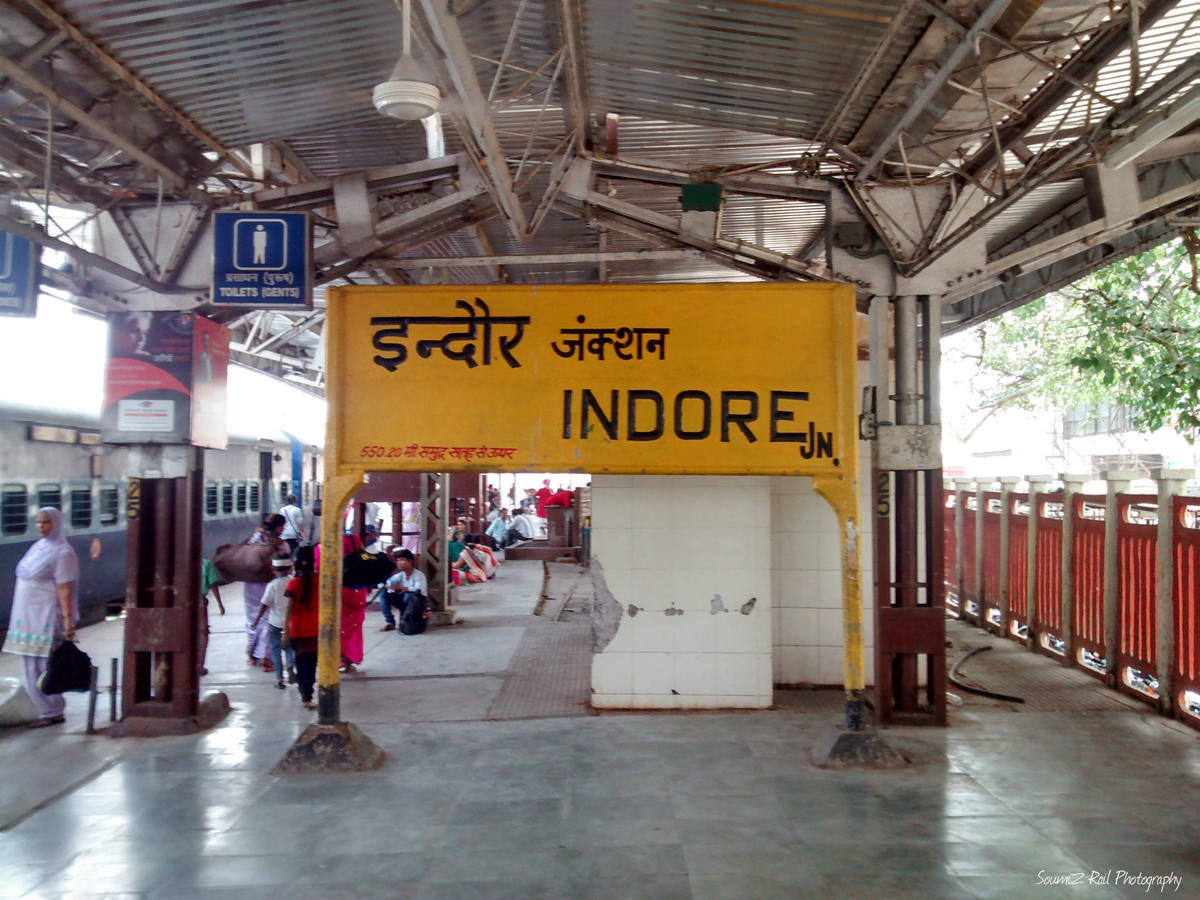 Narendra Modi approves new railway line between Indore to Budni with electrification