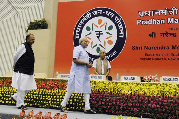 20 lakh people join modified JanDhan scheme, total account holders 32.61 crore
