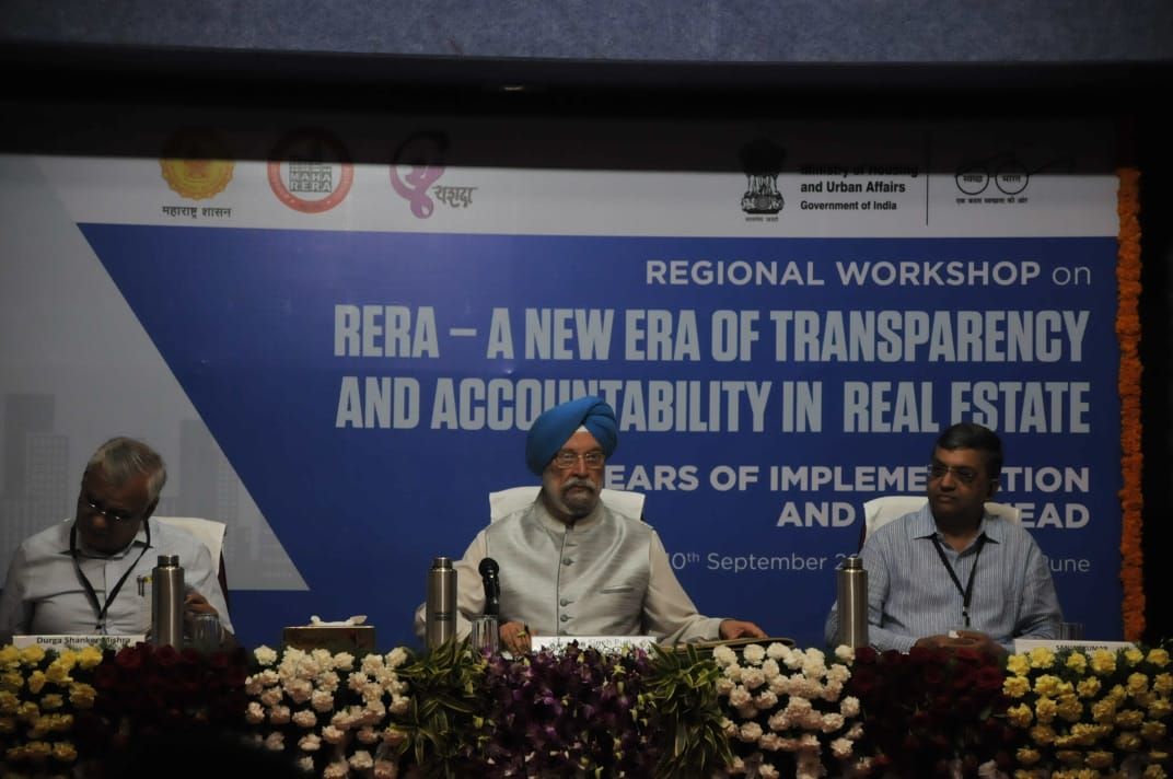 RERA has changed Real Estate Sector for ever