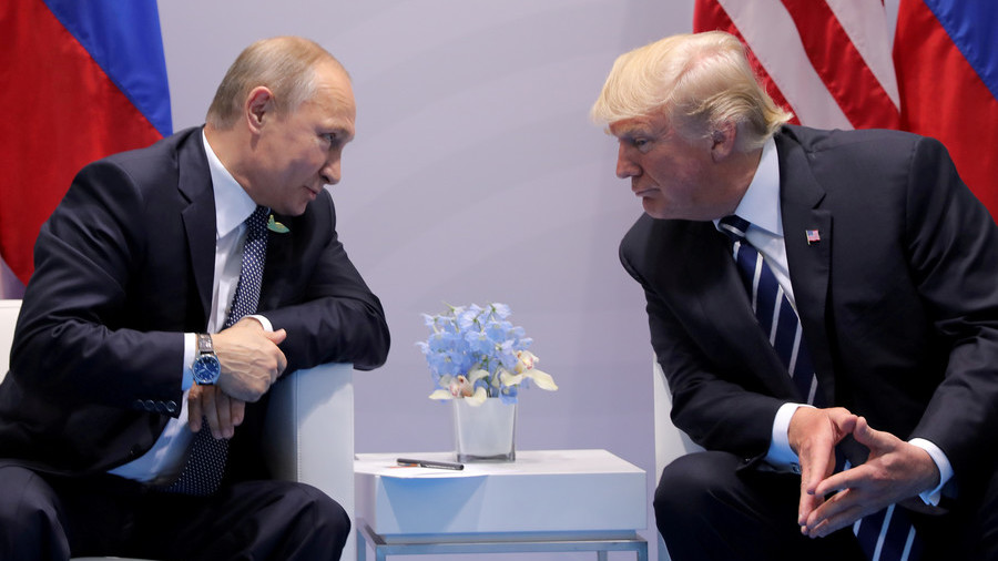Russia warns USA it is 'playing with fire' with sanctions