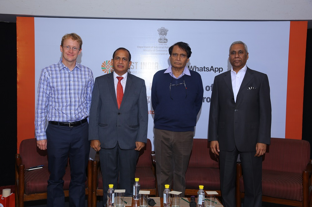 Invest India, WhatsApp partner to empower Indian entrepreneurs and start-ups