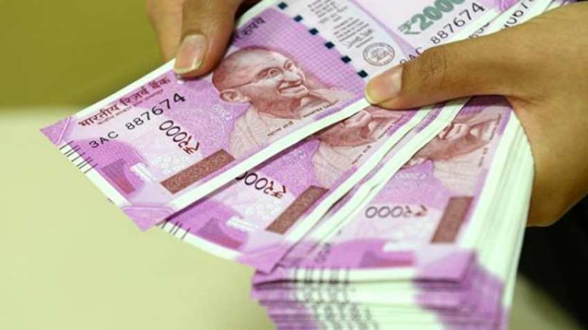 Indian Rupee spurts 35 paise to nearly 2-week high on easing crude oil prices