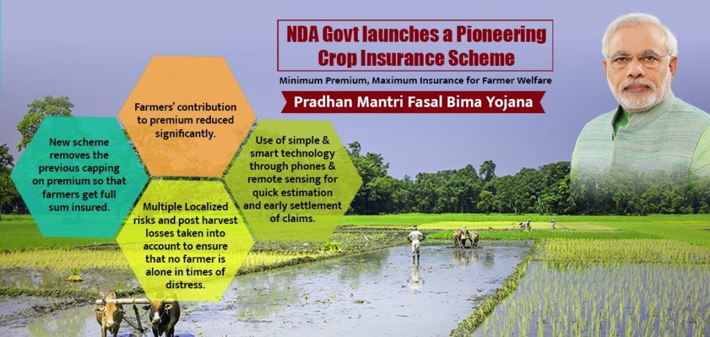 Gram Sabhas to inform farmers about Pradhan Mantri Fasal Bima Yojna