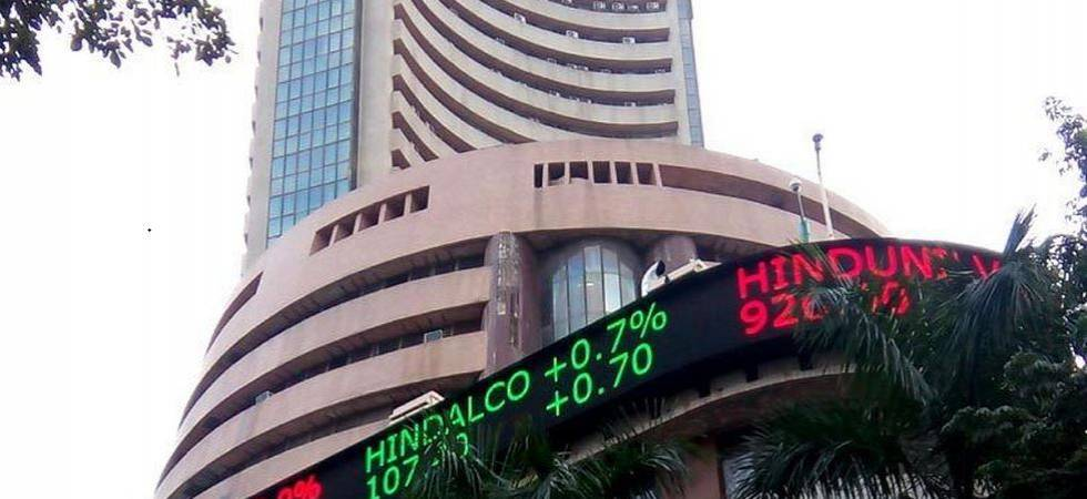 Sensex falls over 200 points, Nifty slips below 11,000