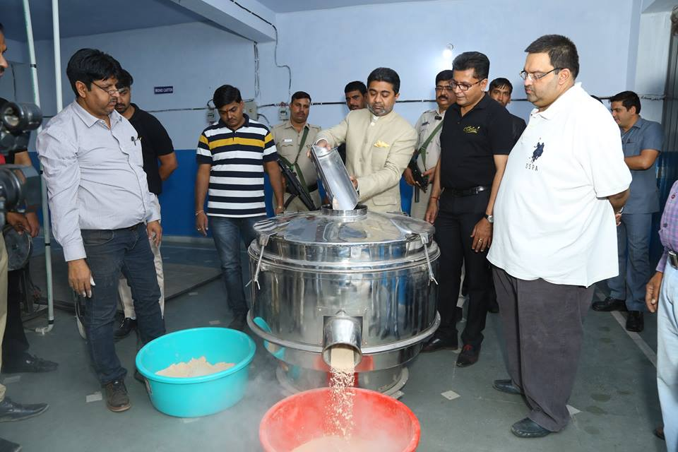 Olialia Pan Masala commences production from Faridabad Factory