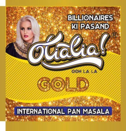 Olialia Vazir Pan Masala to be launched this month