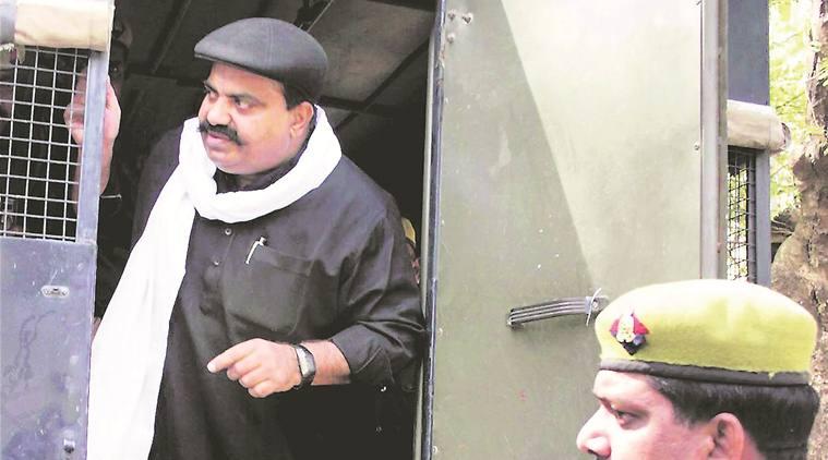 Businessman accuses jailed ex-MP Atiq Ahmed of assaulting him in Deoria prison