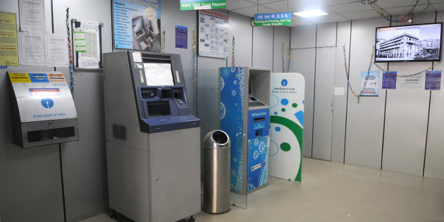 Public sector banks do not have any plan to close ATMs