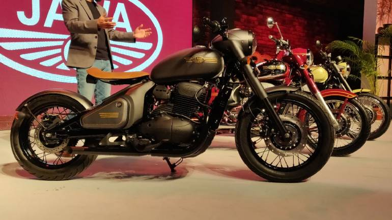 Jawa opens dealerships in Pune, first in India after re-entry