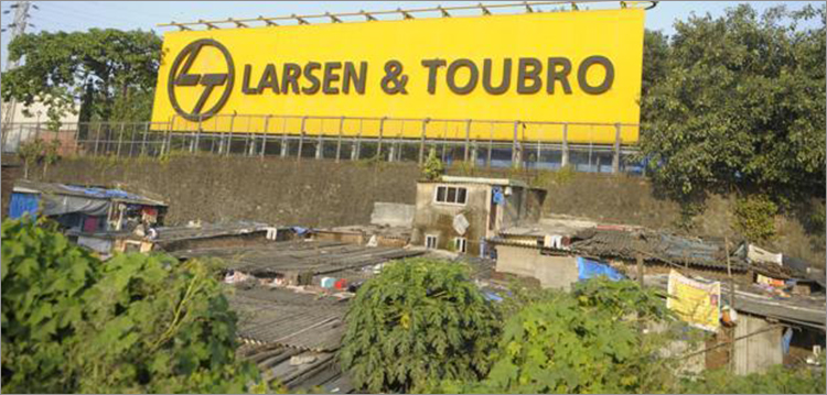 L&T construction wins orders valued Rs 4562 crore