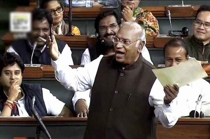 Will ask PAC to call AG CAG to know when was CAG report on Rafale tabled in Parliament: Kharge