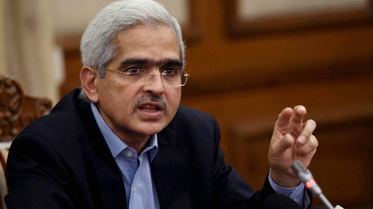 Shaktikanta Das named new RBI Governor