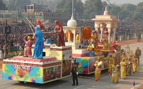 No need for division of Uttar Pradesh: Rajanth Singh