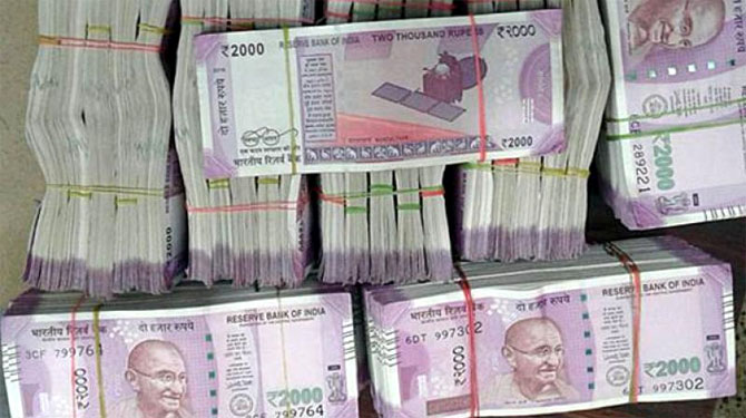 Demonetisation: Data on printing of Rs 2000, Rs 500 notes should be disclosed, says CIC