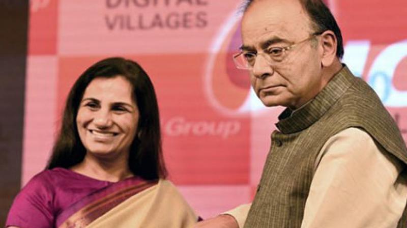 'Adventurism over professionalism': Arun Jaitley flays CBI for Chanda Kochhar probe