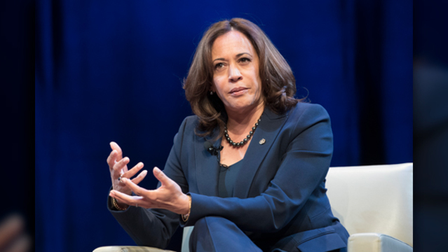 Kamala Harris seeks ends to shutdown, reopening of federal government
