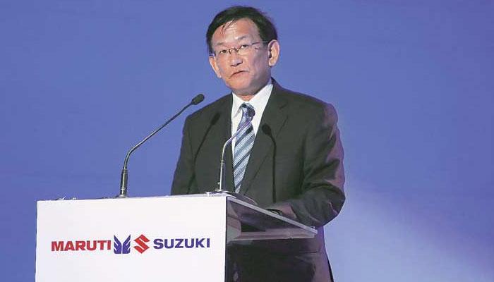 Maruti Suzuki should aim to export 25% of production: CEO Kenichi Ayukawa