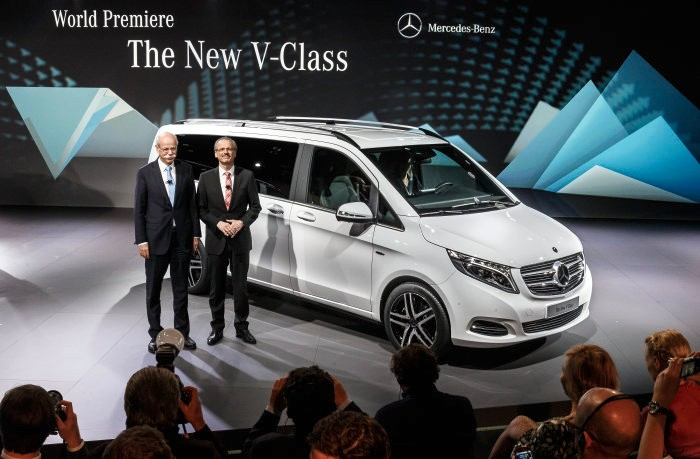 Mercedes-Benz forays into luxury MPV with V-Class: Check prices, features
