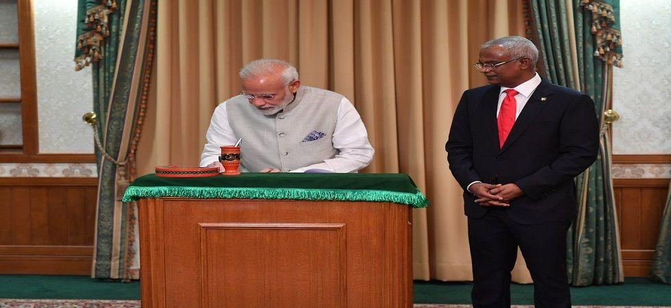 India, Maldives to implement liberalised visa regime