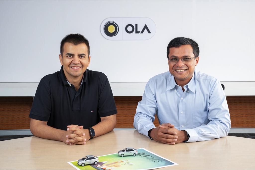 Flipkart co-founder Sachin Bansal invests Rs 650 crore in Ola