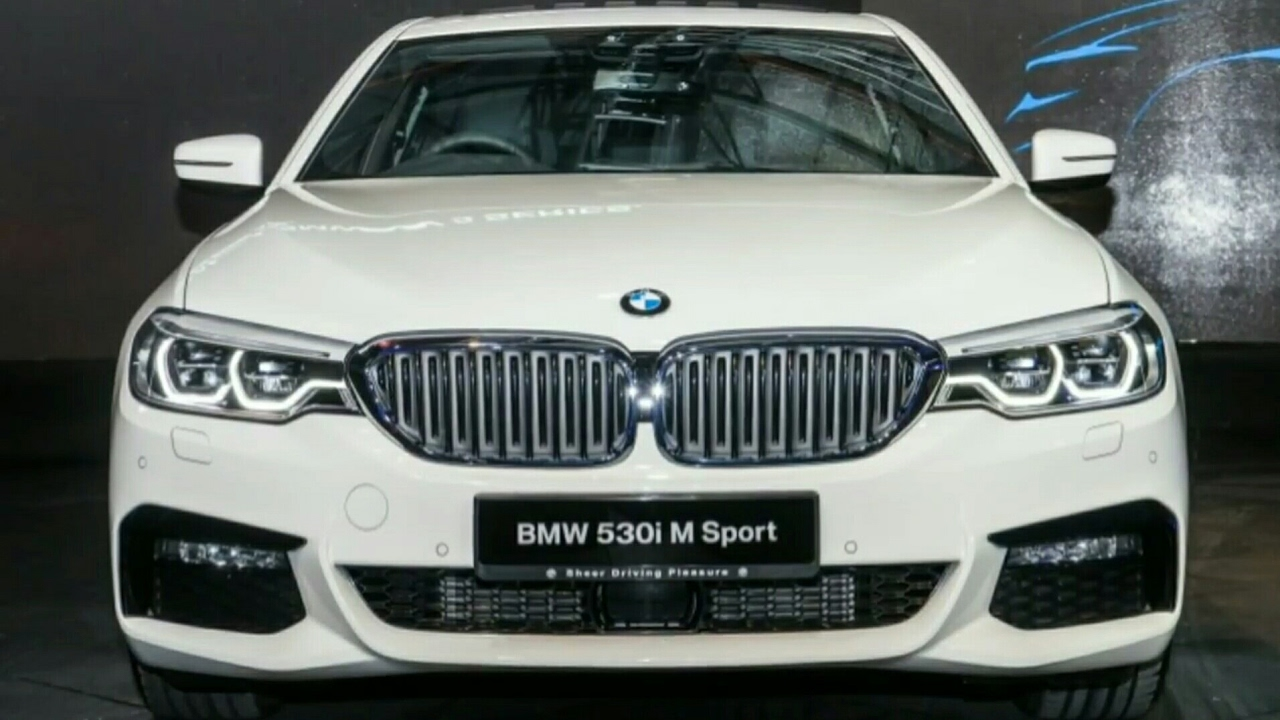 BMW unveils Chennai-made 530i M Sport, priced at Rs 59 lakh