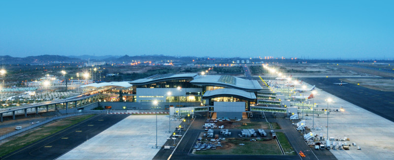 GMR Hyderabad International Airport divests stake in flight training arm