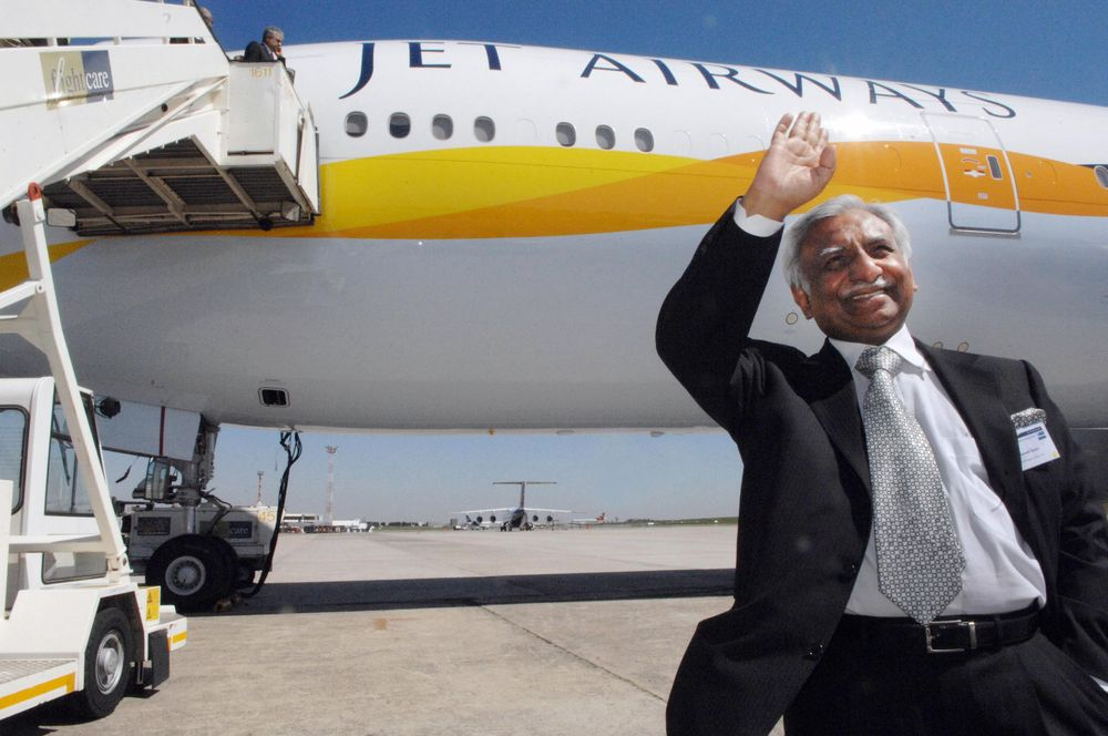 Banks may infuse funds into Jet Airways if major shareholders pledge shares