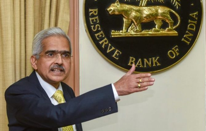 Government refuses to reveal details on RBI Governor Shaktikanta Das appointment