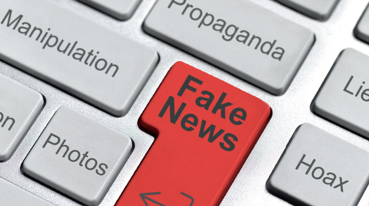 TMR, You are fake news