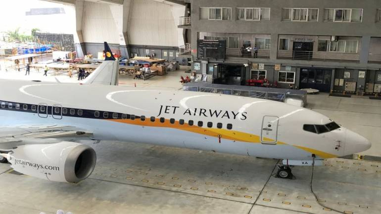 """Jet Airways says awaiting """"emergency liquidity support"""" from lenders"""
