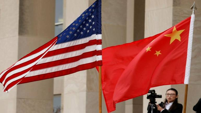 'Good to see you': US, Chinese negotiators resume trade talks