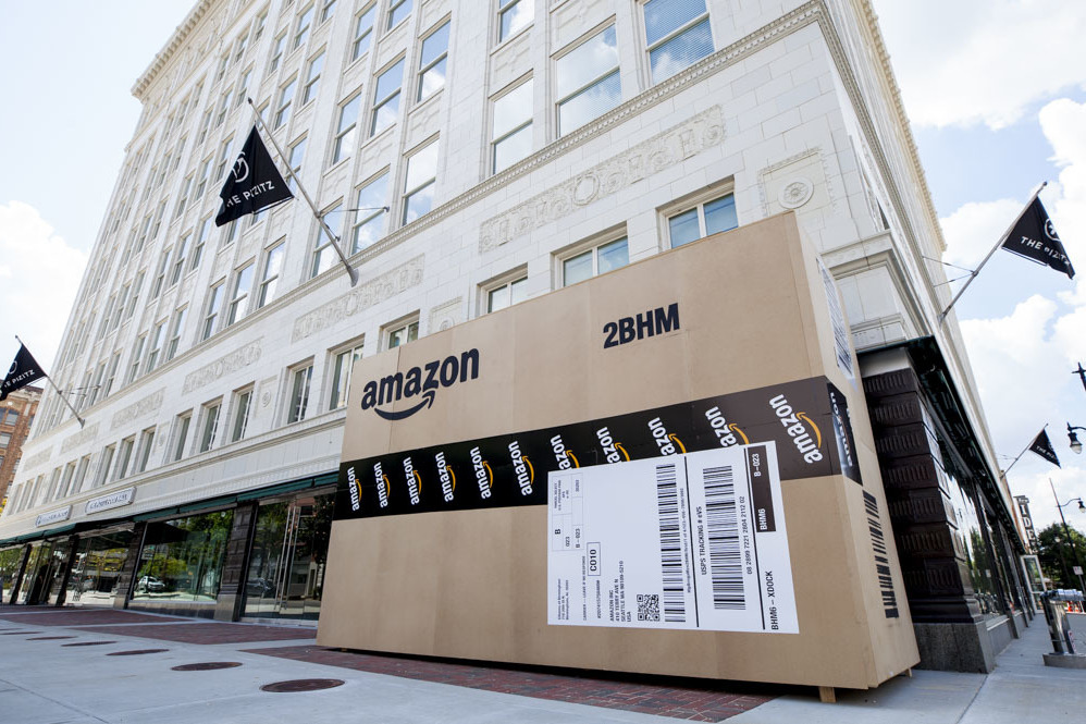 Quit your job and we'll help you start a business: Amazon to employees