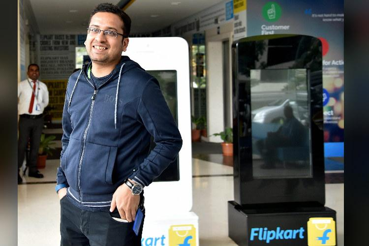 Binny Bansal sells Flipkart shares worth Rs 530 crore to Walmart