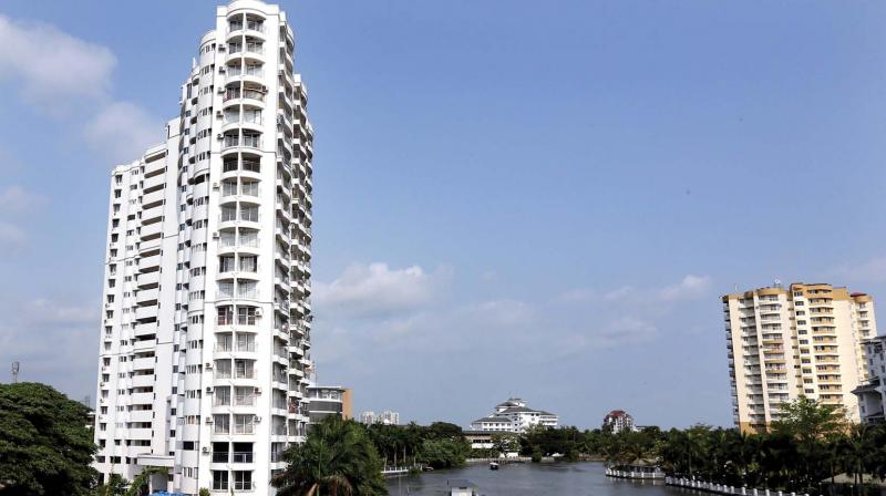 Supreme Court of India relief for residents of Kochi coastal apartments