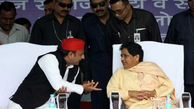 BSP to contest all future polls on its own: Mayawati