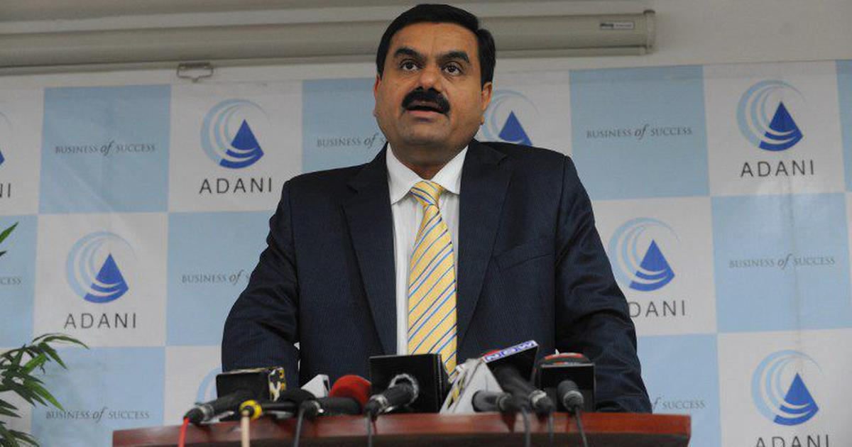 Adani Group to invest Rs 5,500 crore in Uttar Pradesh's food processing, power sectors