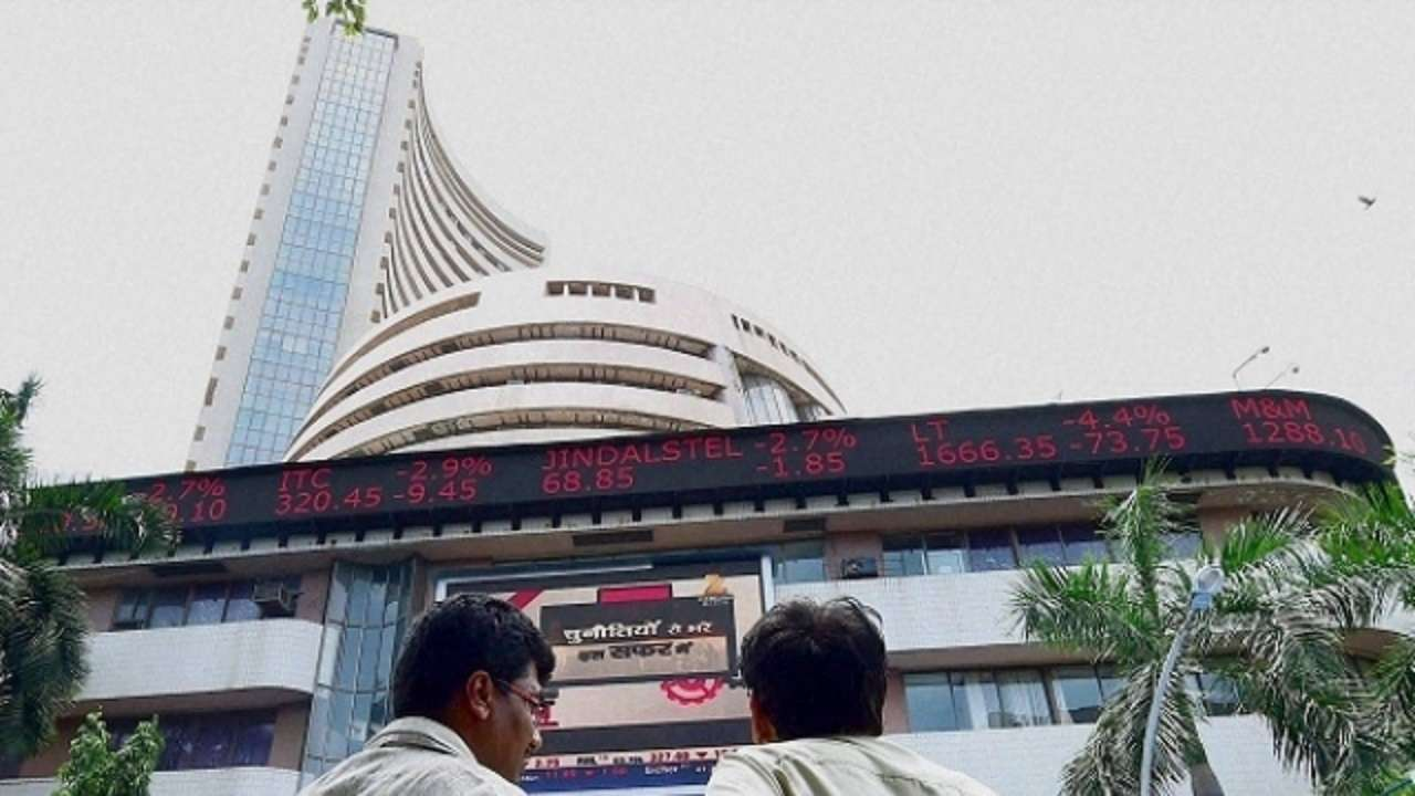 Nine of top 10 cos lose Rs 88,609 crore in m-cap; HDFC, TCS suffer the most