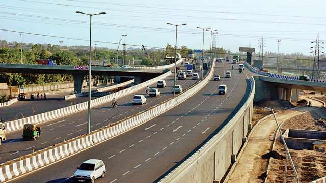 Delhi government built 23 flyovers in 4.5 years